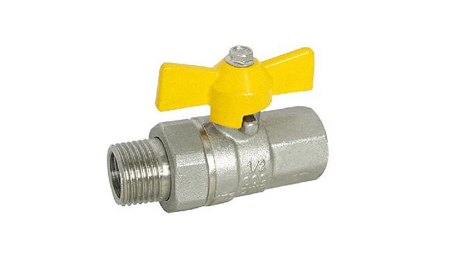 Natural Gas Threaded Brass Gas Ball Valve (VG-A62051)