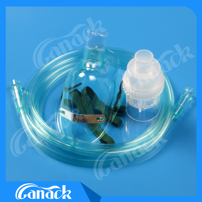 Disposable Medical Nebulizer Face Mask