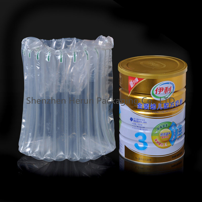 Film Roll Inflatible Bag to Protecting Digital Products