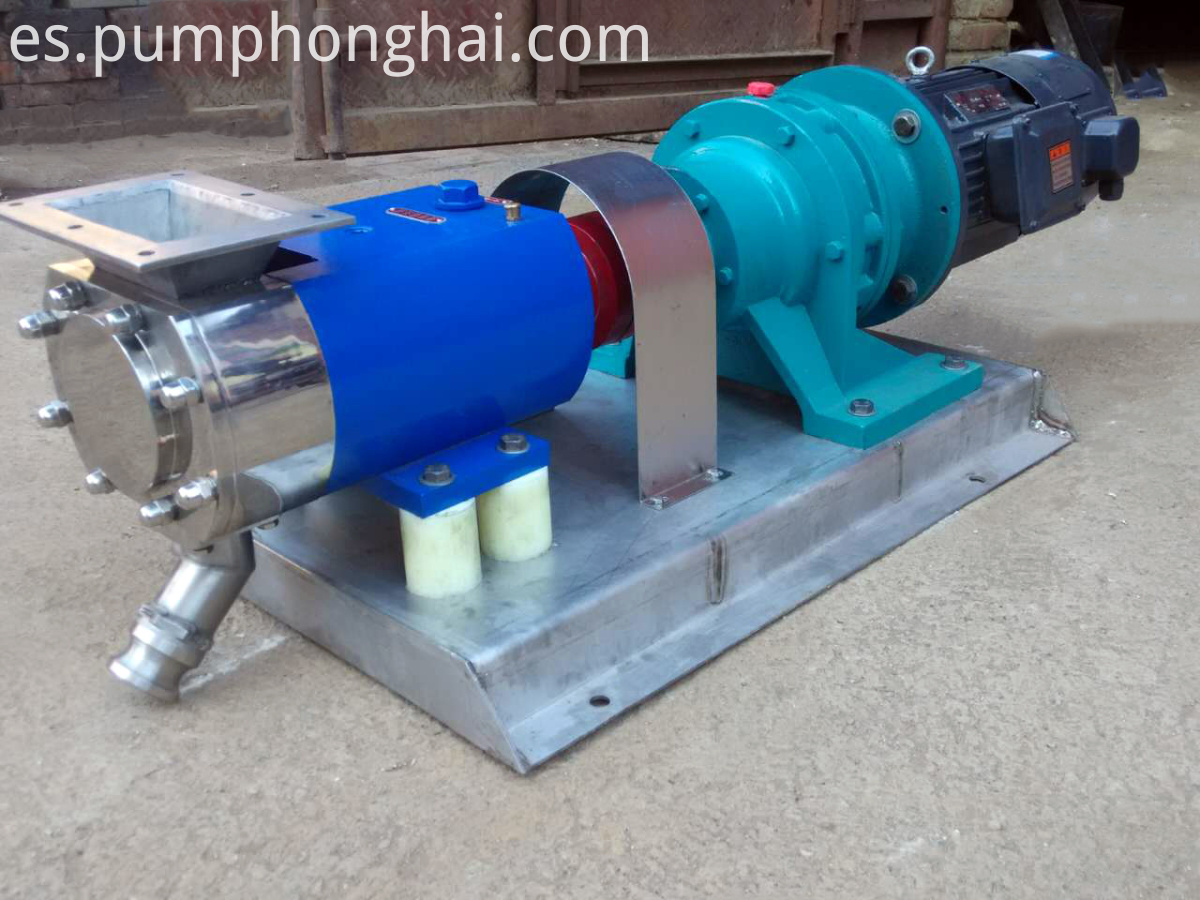 Cream Transfer Pump