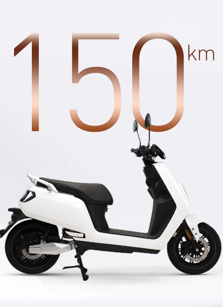 EEC Electric Motorcycle Scooter
