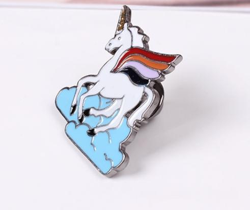 Animal, Fruit, Icecream, Unicorn, Heart, Lovely, Cute Small Badge/Pin