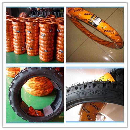 250-18 Motorcycle Inner Tube for Venezuela