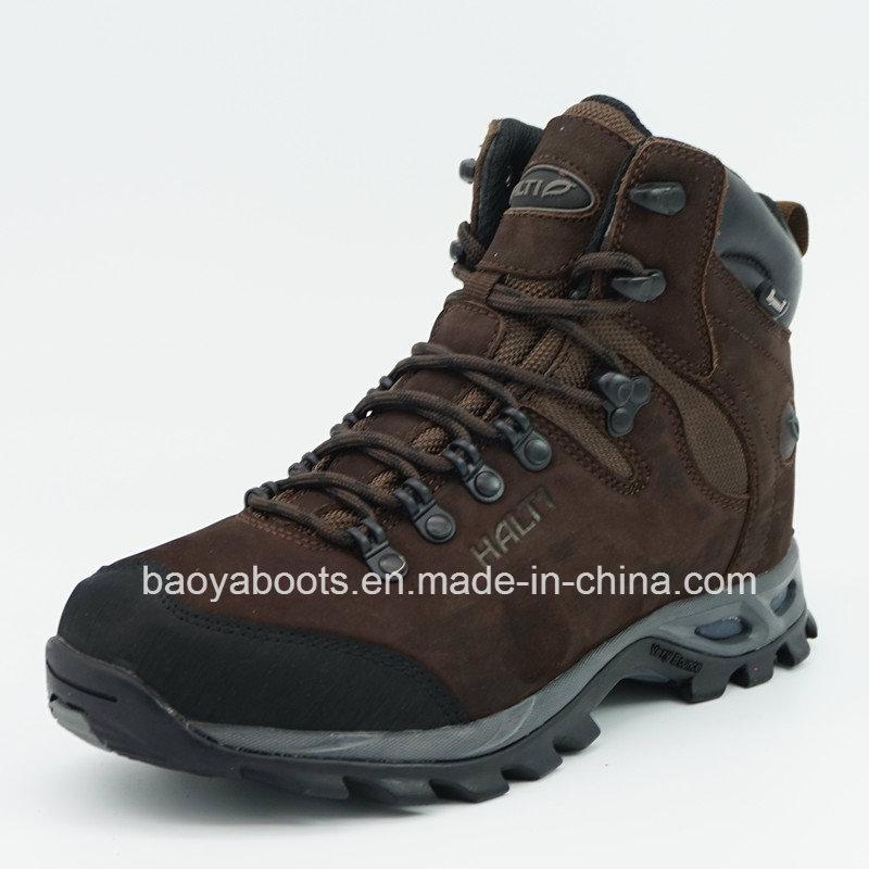 Comfort Trekking Outdoor Sports Hiking Waterproof Shoes for Men
