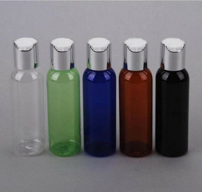 White Pet Plastic Bottle for Cosmetic Lotion and Spray
