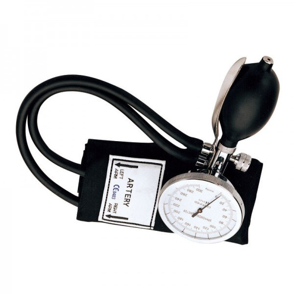 Hot-Selling Palm-Type Aneroid Sphygmomanometer (HS-571)
