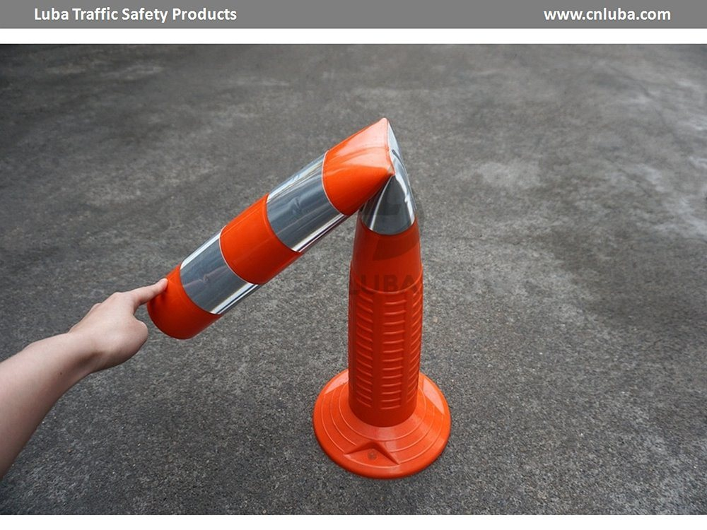 Superior Orange Warning Posts