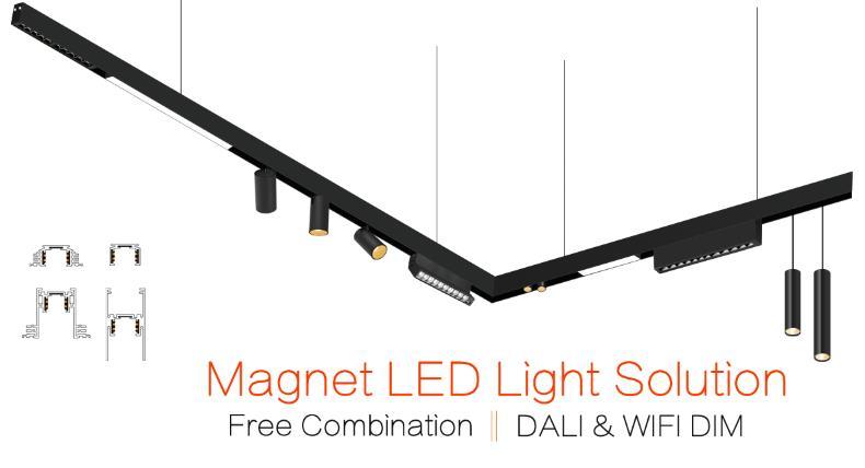 magnetic led light