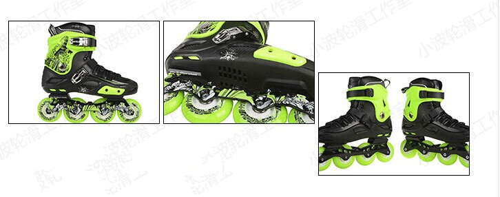 Professional Fixed Skate with Good Quality (YV-S500)