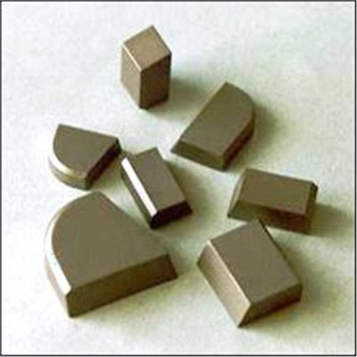 Tungsten Carbide Tips with Coating-Tungsten Carbide Drill Bits