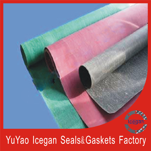 High Pressure Oil Resistant Asbestos Rubber Sheet Xjb400 Auto Parts