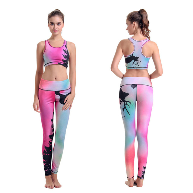 American Apparel Cotton and Spandex Jersey Legging
