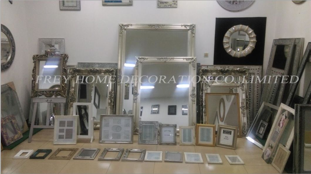 Antique Wooden Wall Decorative Photo/Mirror Frame