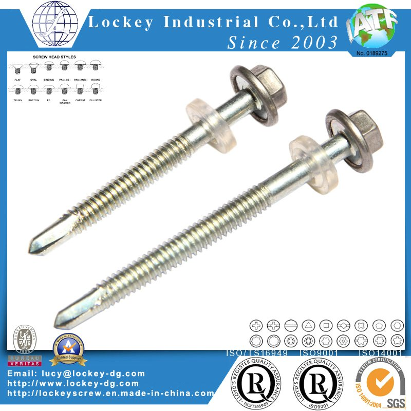Stainless Steel 316 (A4) Self Drilling Screw