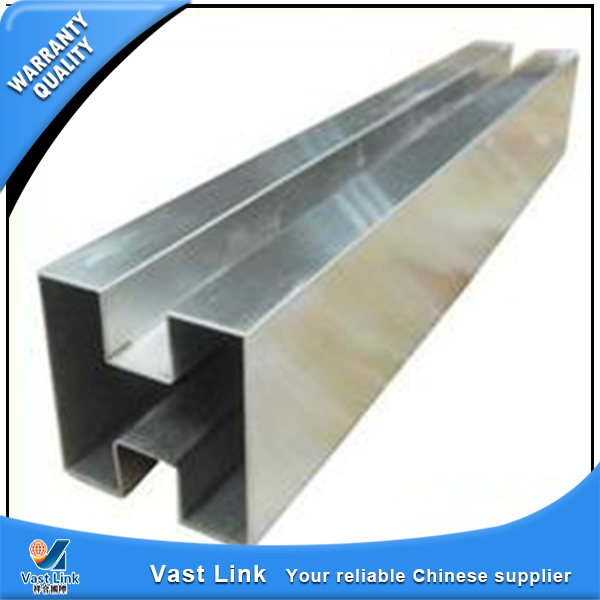 New Arrival Slot Stainless Steel Pipe (304 and 316 Grade)