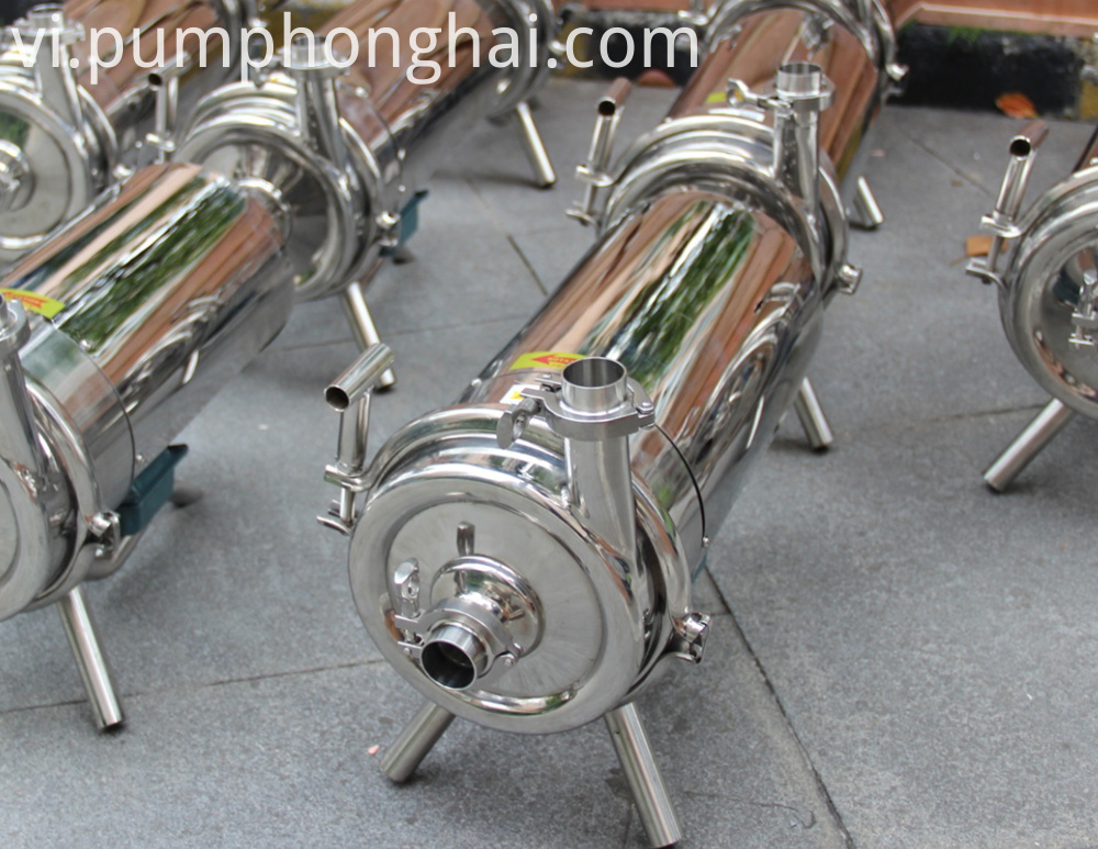 Milk Stainless Steel Pump