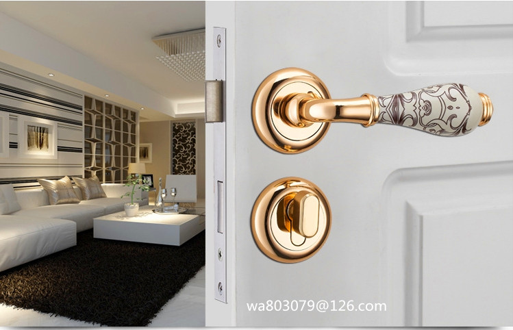 Wooden Door Lock, Door Lock, Indoor Door Lock, Mortise Lock, Ms1007