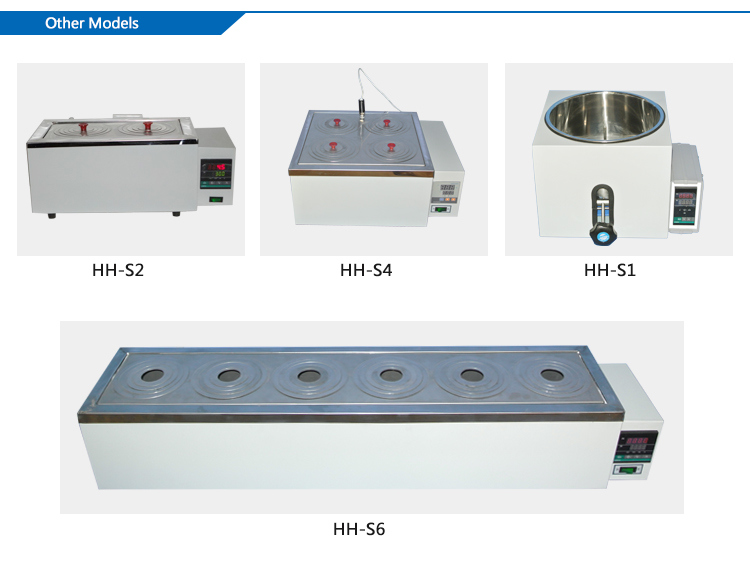 Ce Laboratory Stainless Steel Water Bath