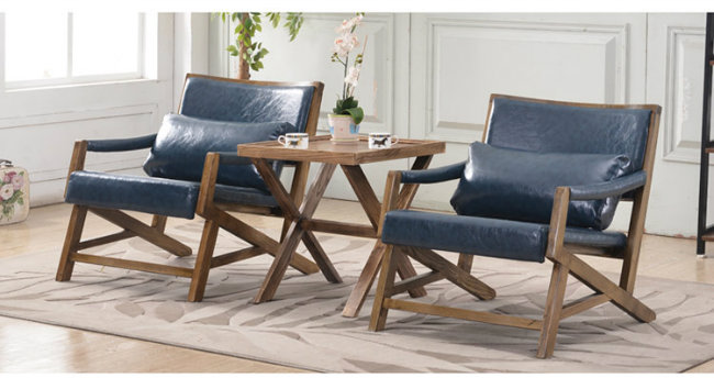 Nordic Style Wooden Furniture Solid Wood Chair