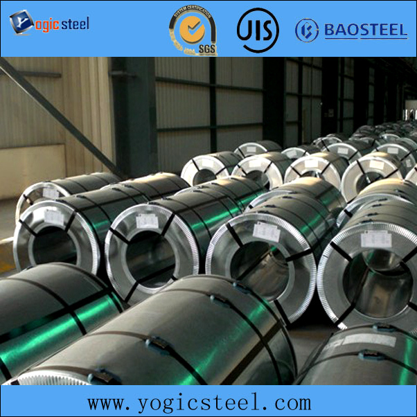 Hot Dipped Galvanised Steel for Corrugated Sheets (SGCC)