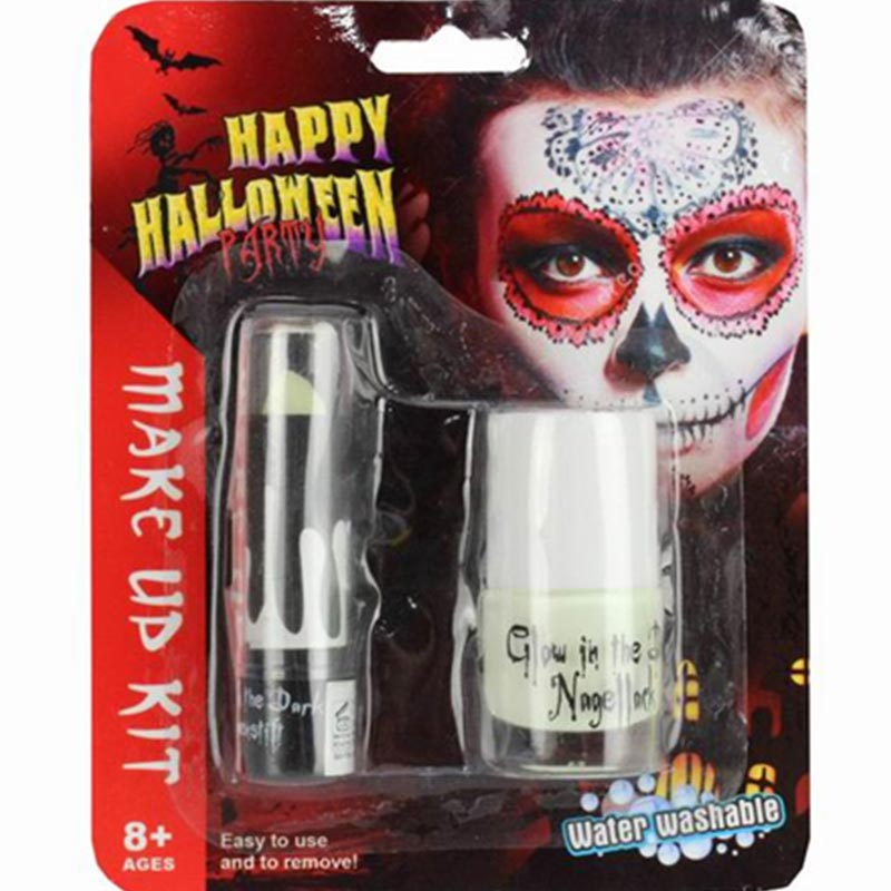 Halloween Makeup Happy Hallowmas Cosmetics Party Toy