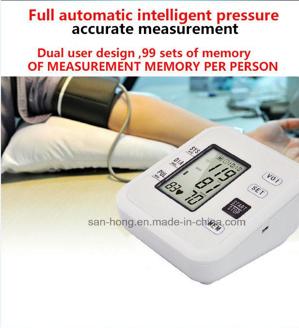 Household Wireless Medical Arm Digital Sphygmomanometer