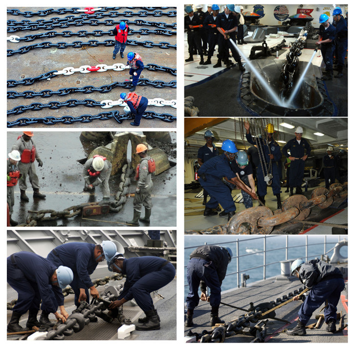Shipment Marine Function Ship Anchor Chain for Sales