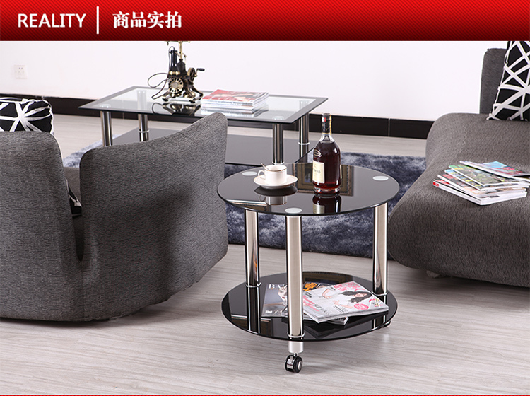 Stainless Steel Base Modern Wooden Dining Table Set