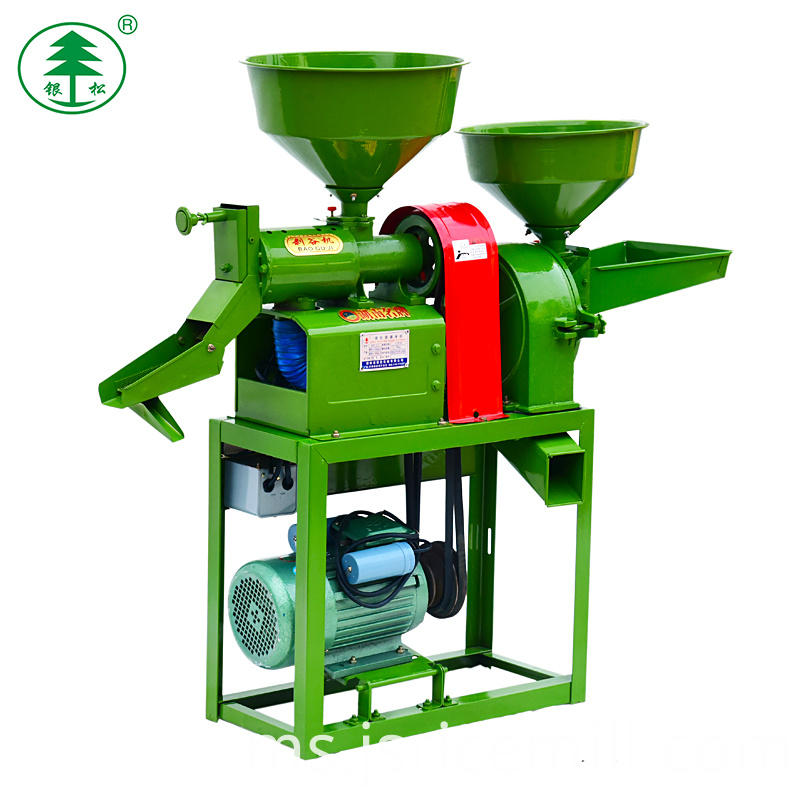 Small Rice Mill Plant