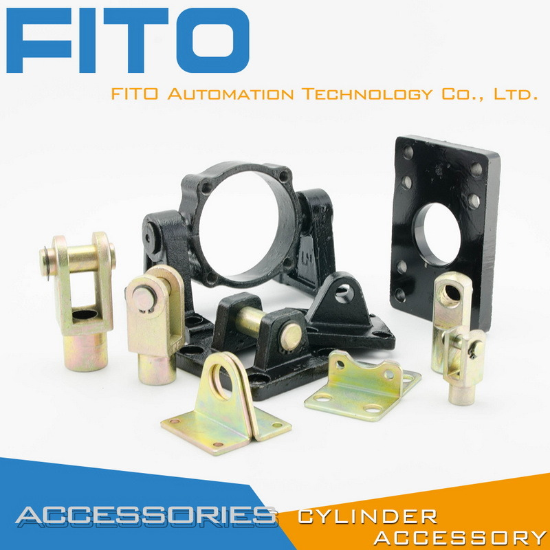 Various and Endurable Pneumatic Cylinder Accessories