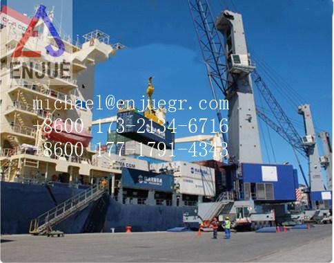 Marine Ship Deck Crane Electric Hydraulic Flange Mounted Offshore Crane Electric Hydraulic Ship Marine Deck Crane