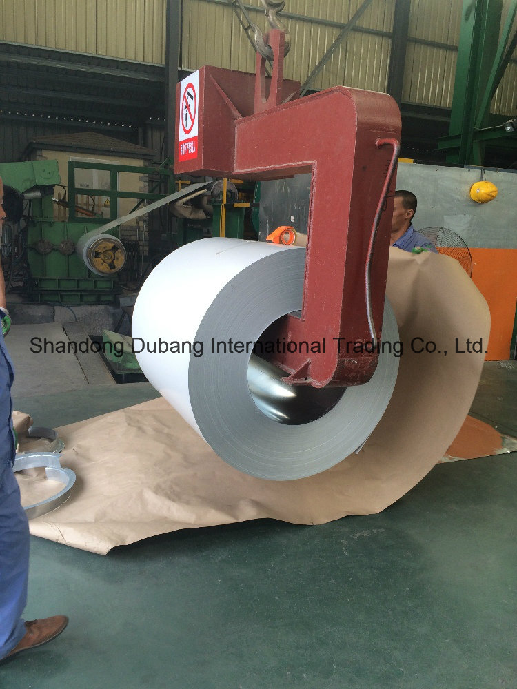 Prime Galvanized Steel Coil with Export Package