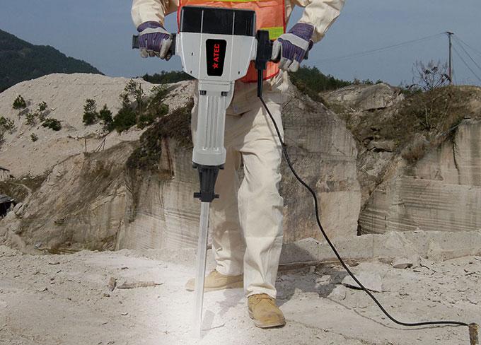 Hand Tool 1200W Break Electric Concrete Demolition Hammer (AT9241)