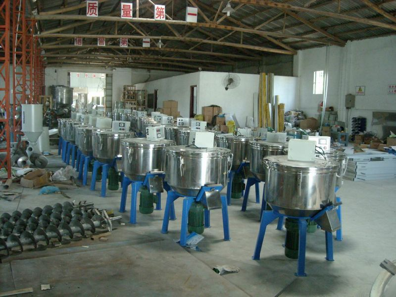 Plastic Vertical Color Mixer with Good Quality