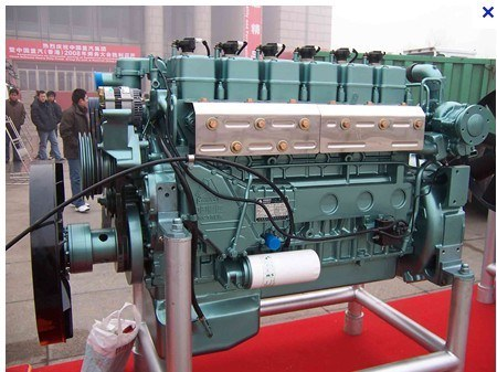 Chinese Xichai 4110 Diesel Engine and Parts