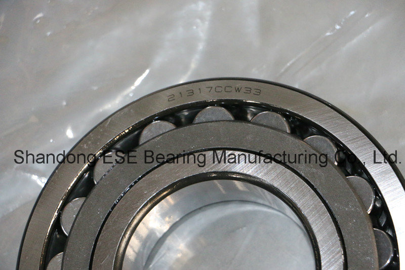 Spherical Roller Bearing with Bearing Catalogue (21317CCW33)