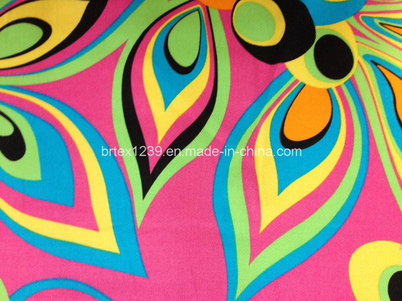 100% Cotton /Spandex Stain for Garments