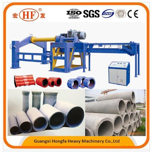 Hf Series Horizontal Type Pipe Making Machine