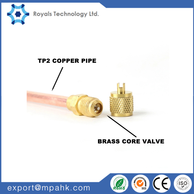 1/4 Copper Check Valve for Air Conditioning