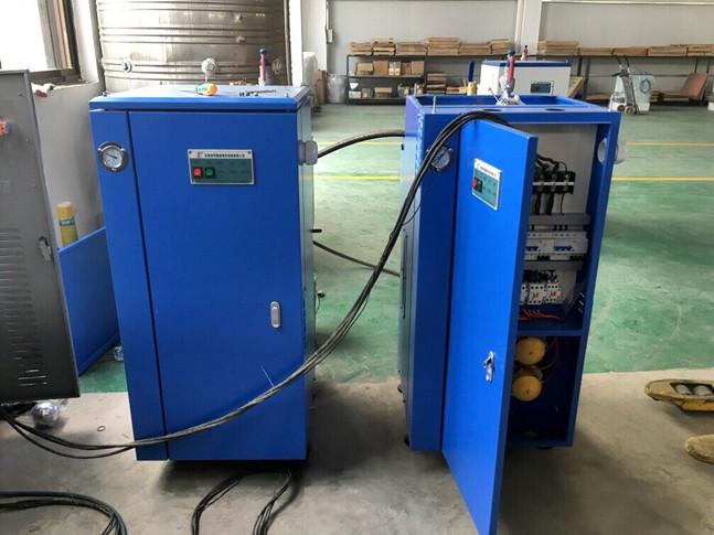Modular Installation Electrical Steam Generator