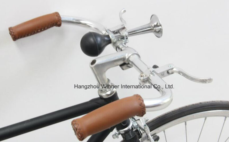 Retro Vintage Lugged Fixed Gear Bicycle