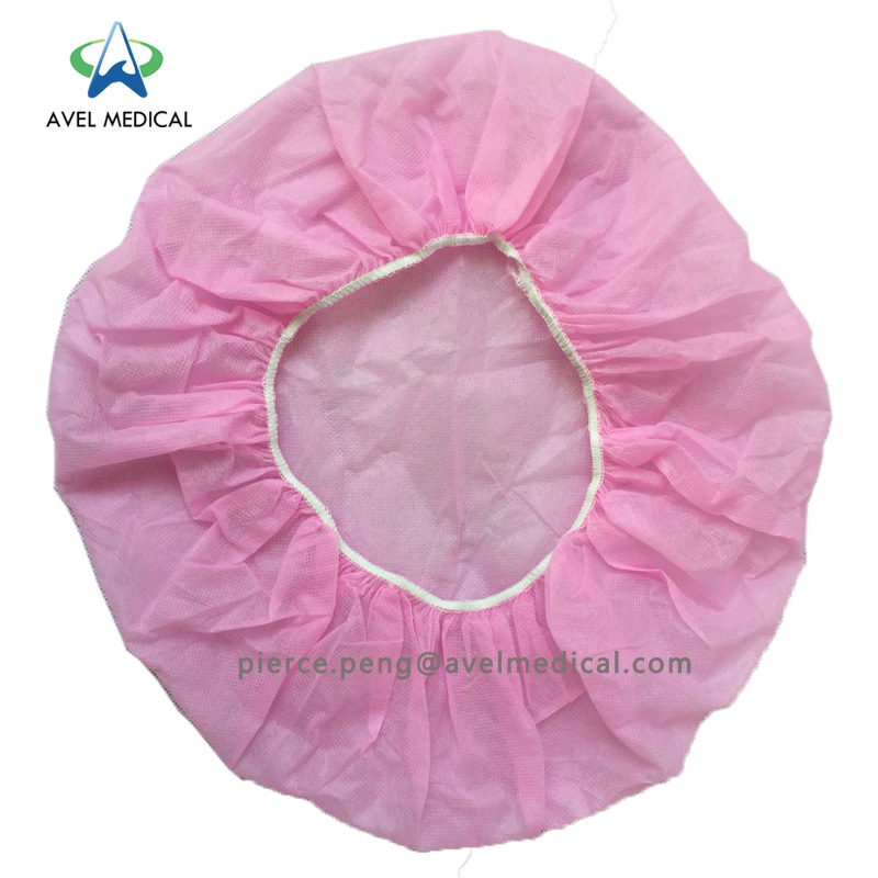 Hospital Disposable Medical Surgical Doctor Cap and Nurse Cap