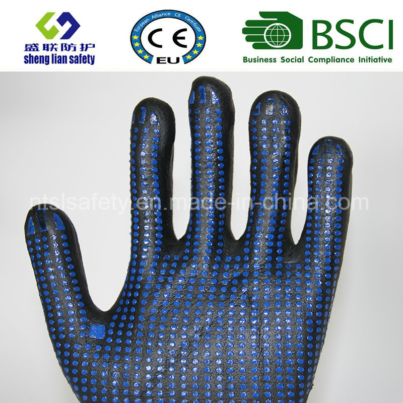 Cut Resistant Safety Work Glove with Nitrile Coated