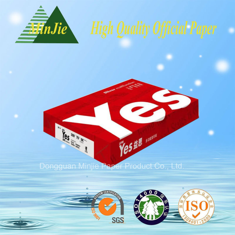 Best Selling 80g A4 Size Copy Paper for Office