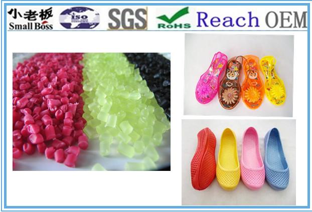 PVC Granules for Shoes