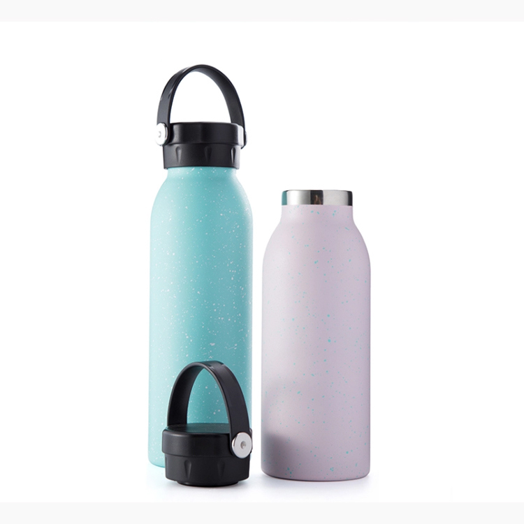 500/600 Ml Stainless Steel Insulated Thermos Tarvel Taking Water Bottle