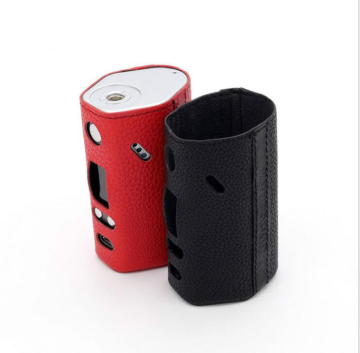 High Quality Rx200s Case Ecigarette Leather Case for Wismec Reuleaux Rx200s Mod for Decoration and Protection