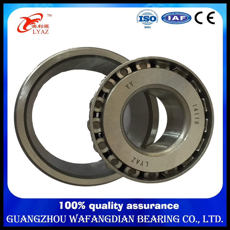 30207 Used Mill High Speed/Temperature Stainless Tapered Roller Bearing in Stock