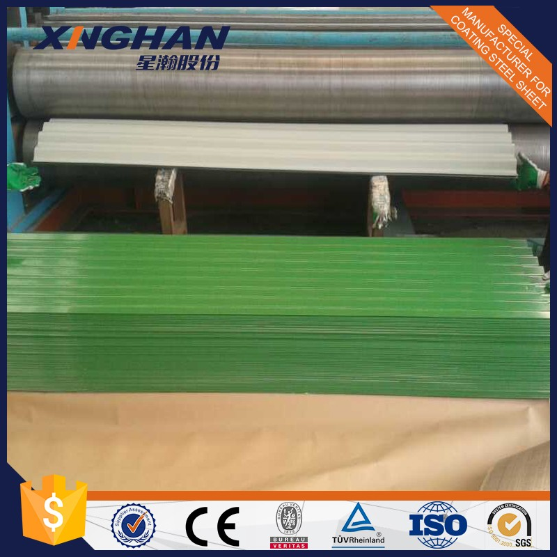 Prepainted Roofing Sheet
