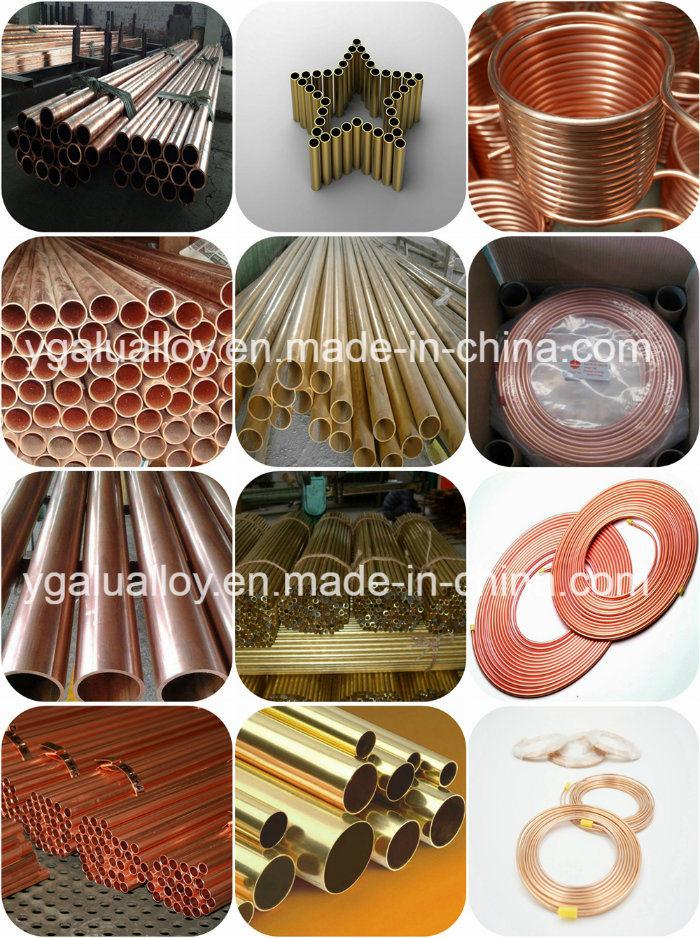 C10100 C10200 C12000 C1221 C11000 Copper Pipe